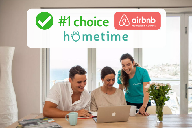 #1 Choice Airbnb Co-host hometime property management sydney