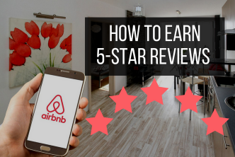 How to Earn 5-Star Reviews on Airbnb