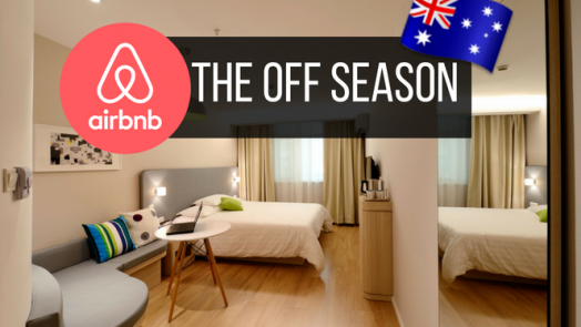 Sydney Airbnb Tips: how to ake money during the off season