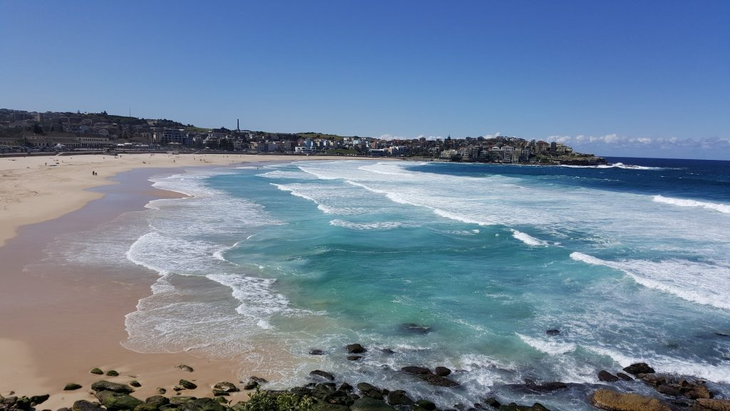 Bondi Beach Walk to Coogee