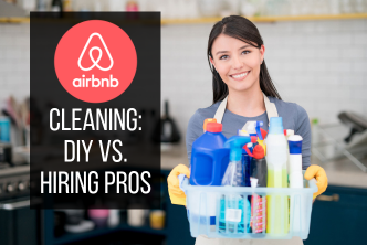 Airbnb Cleaning - Should You DIY Or Hire Pros_